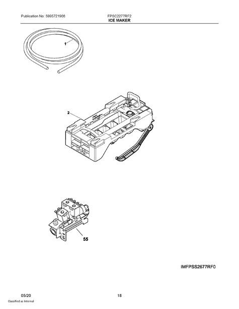 Frigidaire Fpsc2277rf2 Parts List Trible S