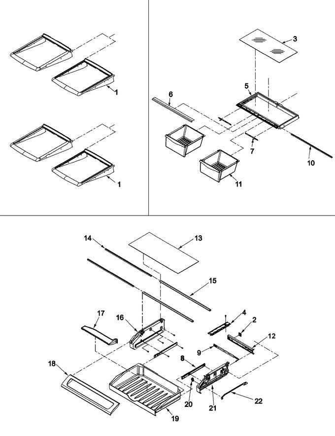 abr2037fes bom abr2037fes0 trible s appliance model lookup Hall Effect Sensor Wiring Diagram diagram for abr2037fes bom abr2037fes0