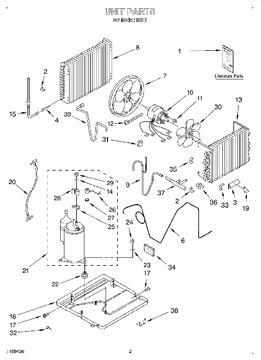 1165209 Motor Fan Trible 39 S Inc