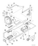 Diagram for Dispenser Assembly